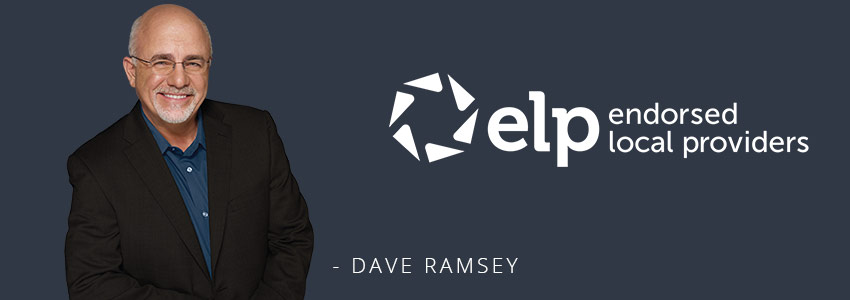 What is a Dave Ramsey Endorsed Local Provider?