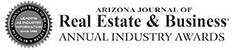 real estate business awards logo