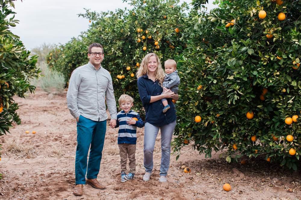 Jeremy Sharp Family