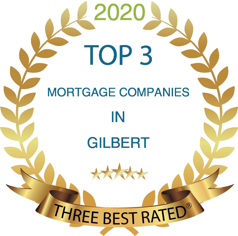 Top 3 Mortgage Companies in Gilbert AZ 2020