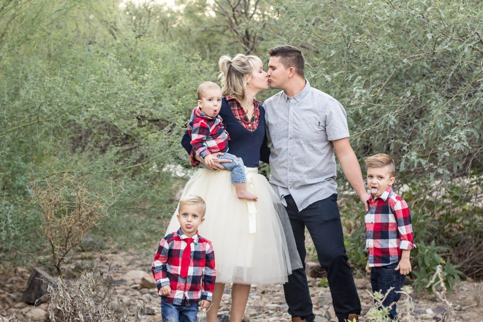 Grant Botma Family